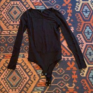 Long sleeve bodysuit